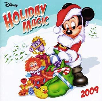 Disney Holiday Magic 2009