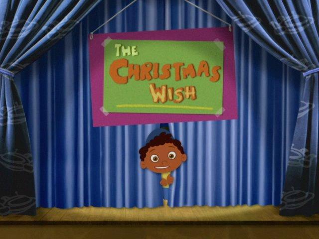 The Christmas Wish (Little Einsteins)