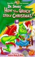 Grinch VHS 2000