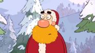George Bramley as Santa