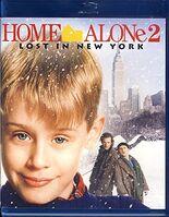 Home Alone 2 Blu-Ray 2013