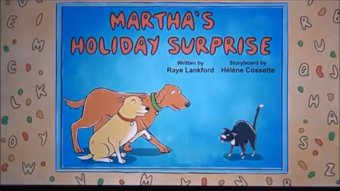 Martha's Holiday Surprise