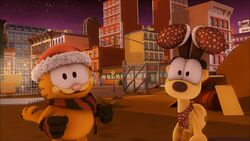 Garfield and Odie in Home for the Holidays.jpg