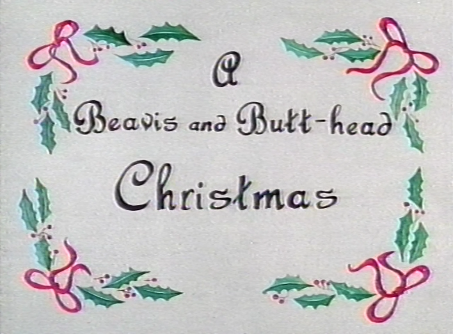 A Beavis and Butt-head Christmas