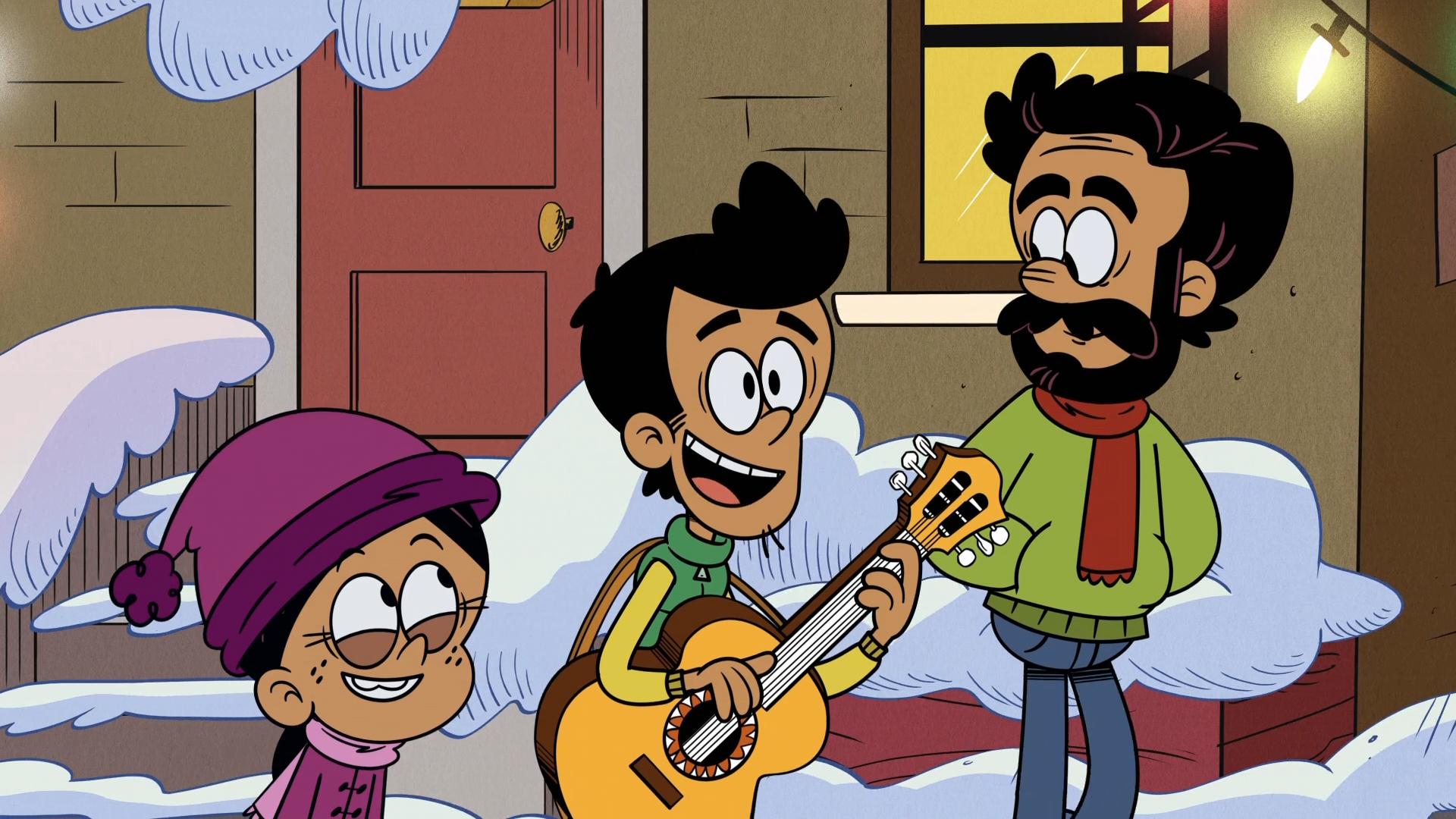 Bobby Santiago   Christmas Specials Wiki   Fandom
