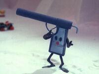 Character-gun
