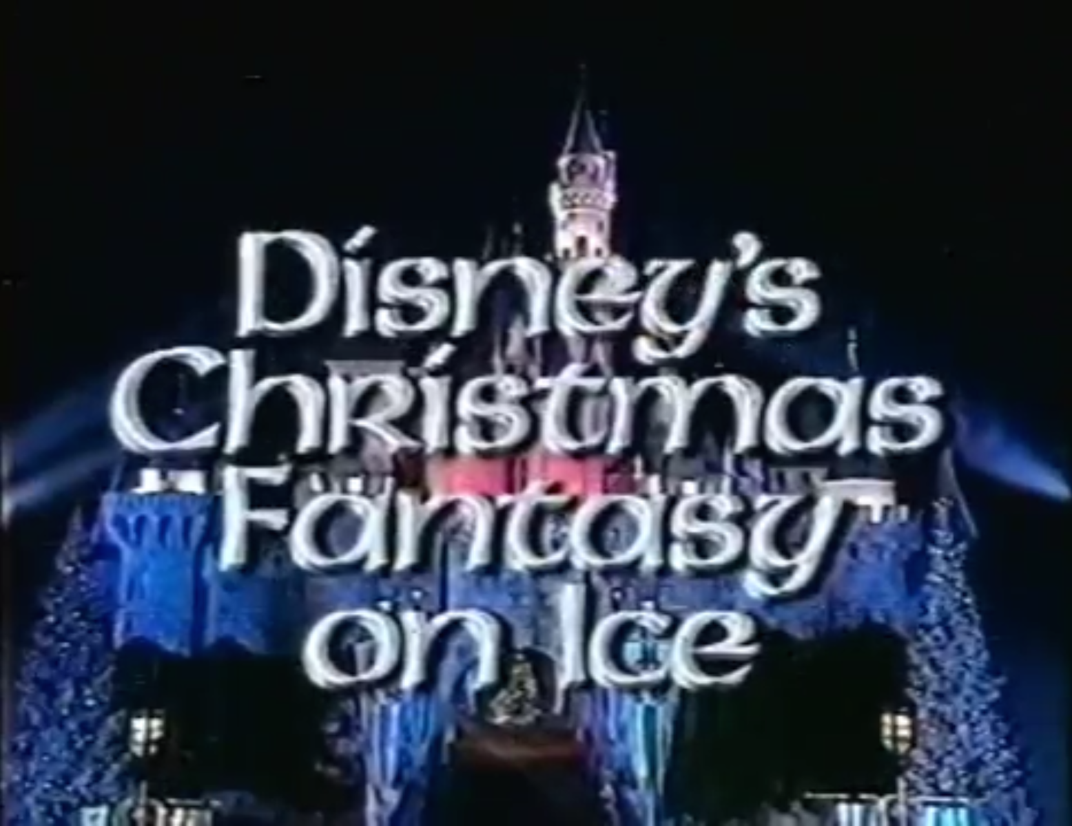 Disney's Christmas Fantasy on Ice