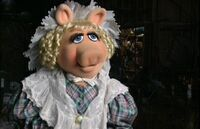 Miss Piggy as Emily Cratchit