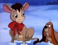Annabelle and Ears