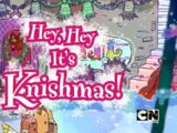 Hey, Hey It's Knishmas!