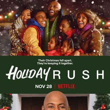 Holiday Rush Christmas Specials Wiki Fandom