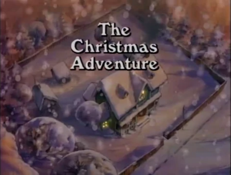 The Christmas Adventure (The Adventures of Raggedy Ann & Andy)