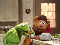 Kermit gets another call