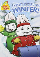 Max & Ruby Everybunny Loves Winter! DVD