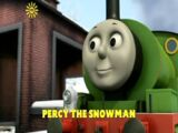 Percy the Snowman