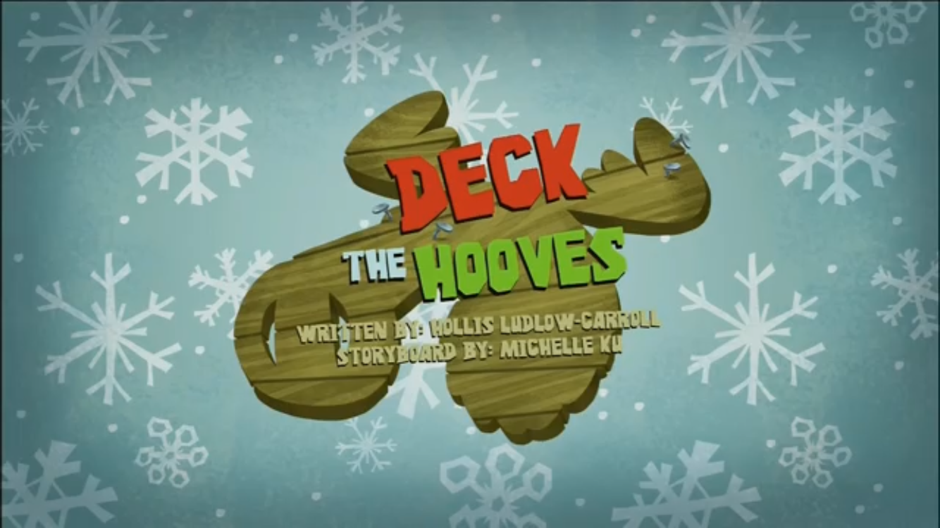Deck the Hooves / A Buford Carol