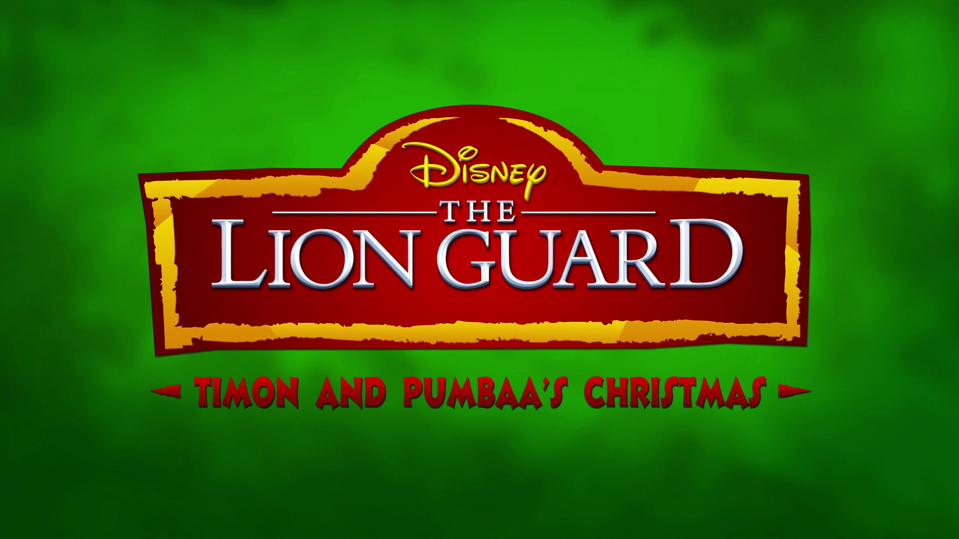 Timon and Pumbaa's Christmas