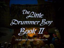 The Little Drummer Boy, Book II
