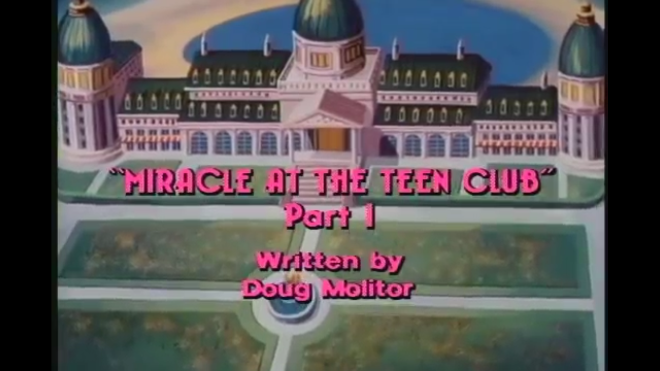 Miracle at the Teen Club