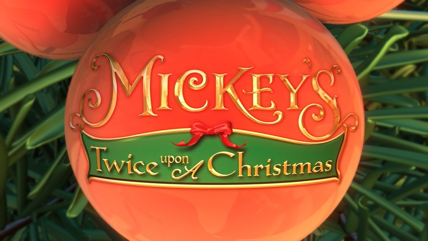 Mickey S Twice Upon A Christmas Christmas Specials Wiki Fandom