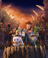 Toy Story That Time Forgot Textless