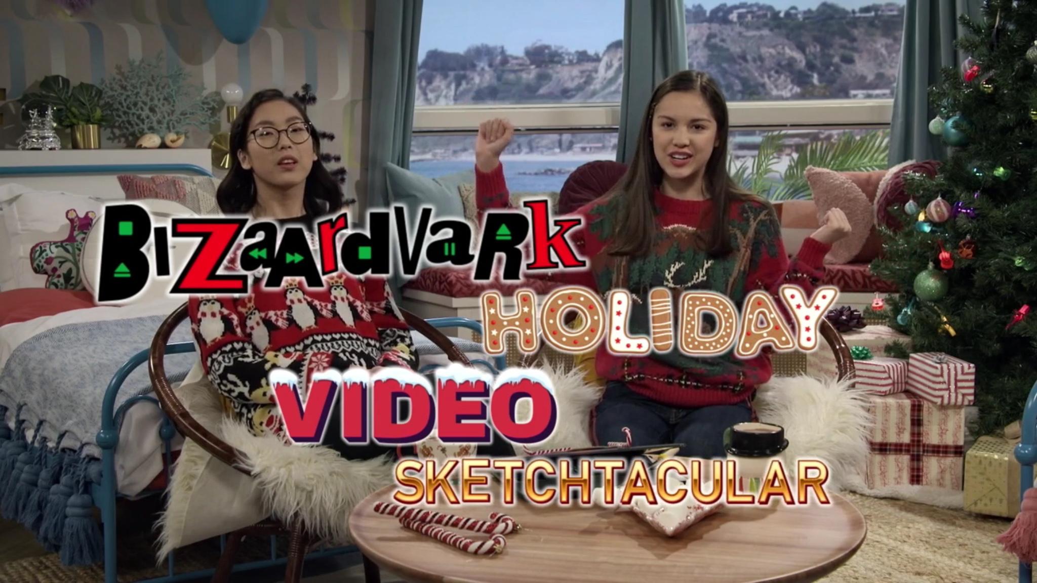 Holiday Video Sketchtacular