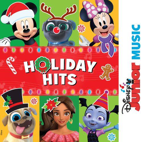 Disney Junior Holiday Hits