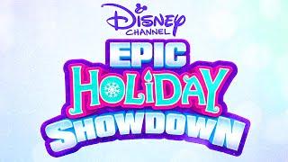 Disney Channel's Epic Holiday Showdown