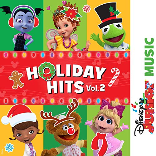 Disney Junior Holiday Hits 2