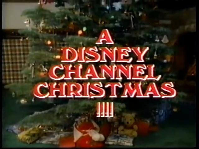 A Disney Channel Christmas