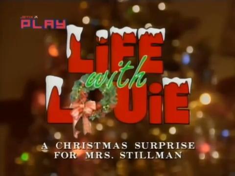 A Christmas Surprise for Mrs. Stillman