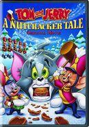 Tom and Jerry Nutcracker Tale DVD 2007