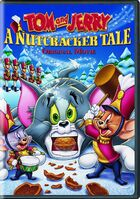 Tom and Jerry Nutcracker Tale DVD 2007