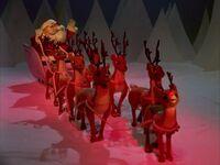 Okay Rudolph, full power!