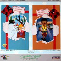 FrostyAndDrummerBoy Laserdisc