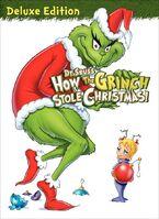 Grinch DVD 2009