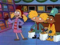 Arnold and Gerald run into Helga