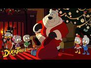 Santa's Mission for Scrooge 🎅 - Sneak Peek - DuckTales - Disney XD
