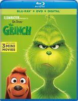 The Grinch Blu-Ray Combo 1