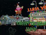 Cheery Theerlap, Lloyd
