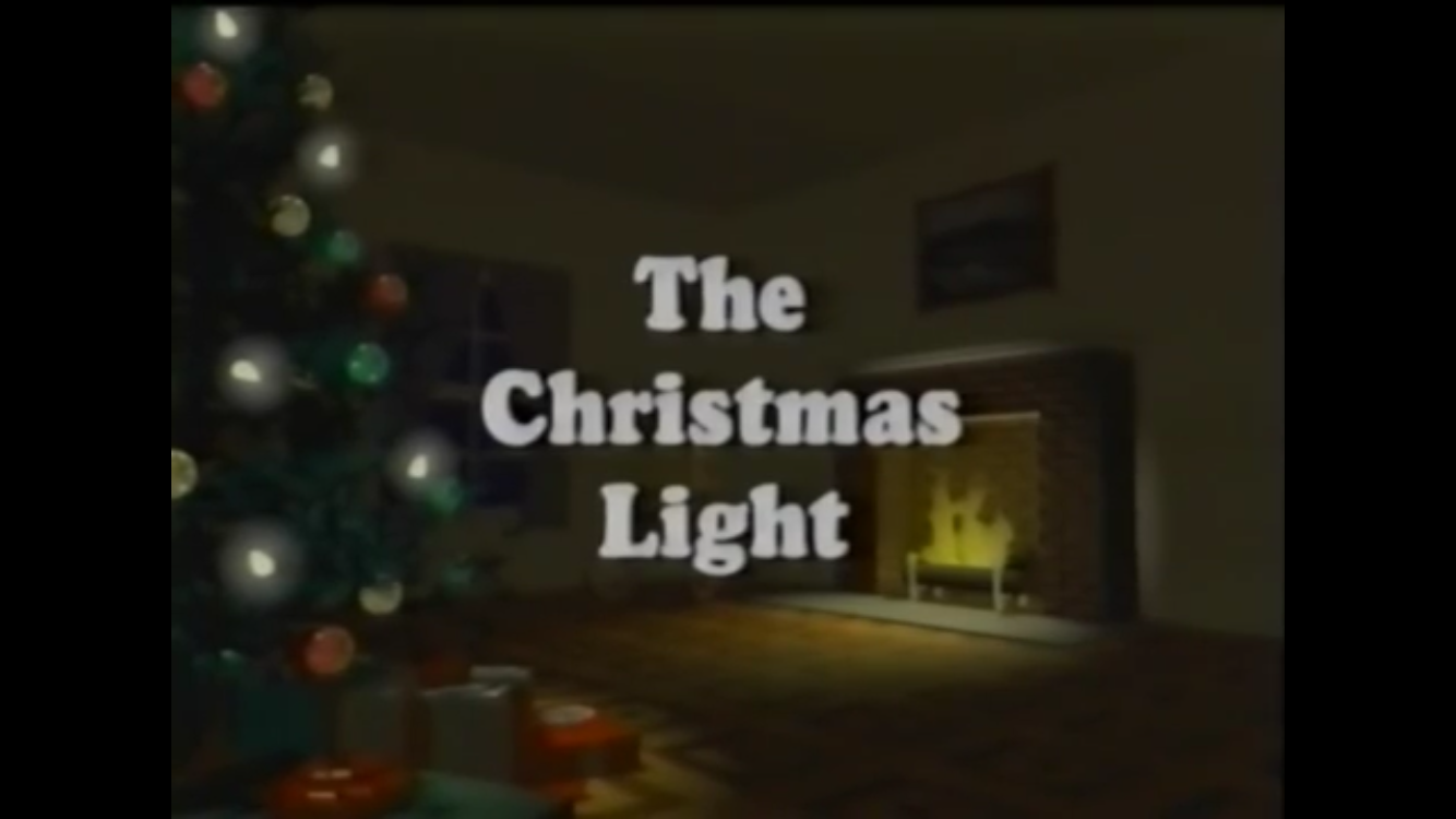 The Christmas Light