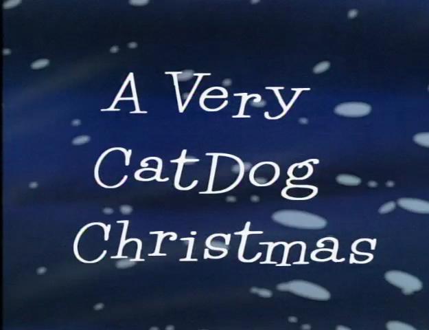 A Very CatDog Christmas