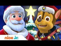 PAW Patrol Pups Save Christmas in Adventure Bay! - Nick Jr.