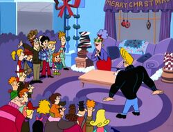 Johnny Bravo Christmas group shot.jpg