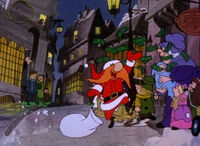 Yosemite Sam As Santa Claus