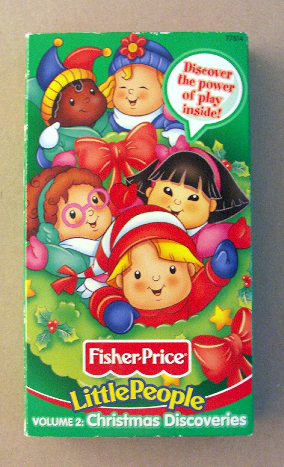 Christmas Discoveries (Little People)
