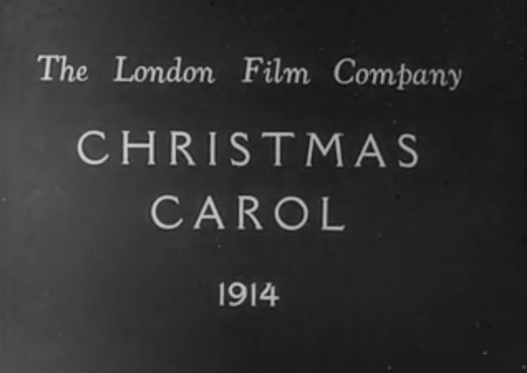 A Christmas Carol (1914)