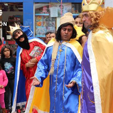 Three Wise Men Nosotros Los Guapos Christmas Specials Wiki Fandom Se celebra el 6 de enero, conocido como el día de reyes. three wise men nosotros los guapos