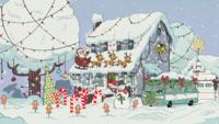 Loud House at Christmastime