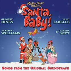 Santa Baby soundtrack cover.jpg